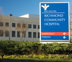 Richmond Community Hospital - Richmond, VA