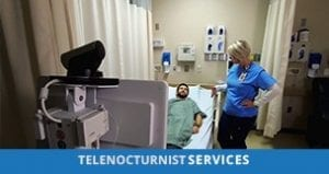 TeleNocturnist Services - Case Study