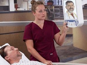 Telemedicine physicians improve staff coverage
