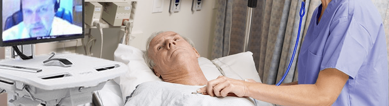 Acute Care Hospitals with Telemedicine