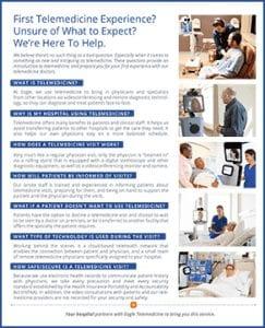 Telemedicine Patient Education