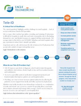 Infectious Disease Telehealth Services