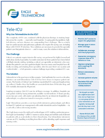 Tele ICU Services